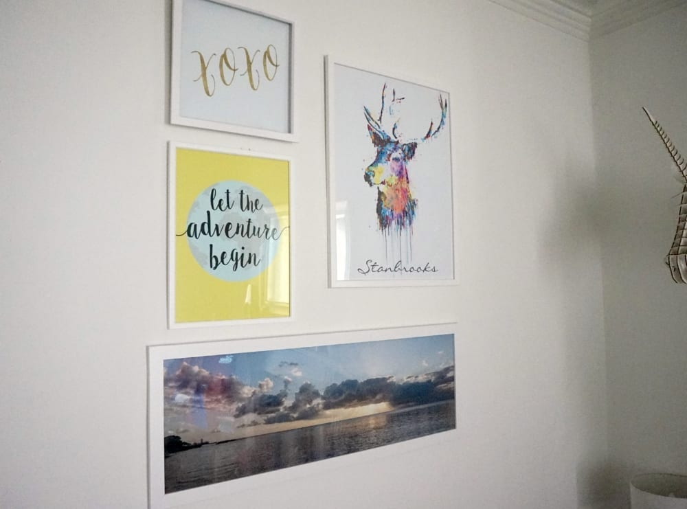 Zazzle wall collage