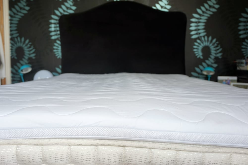 mattress topper review