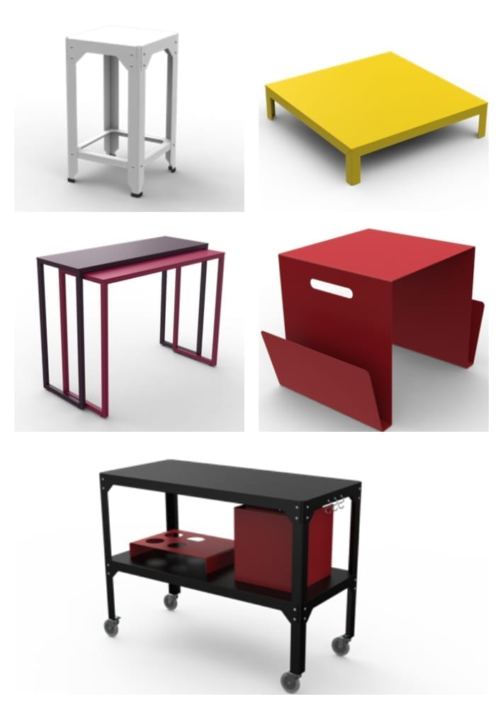 Matiere Grise furniture