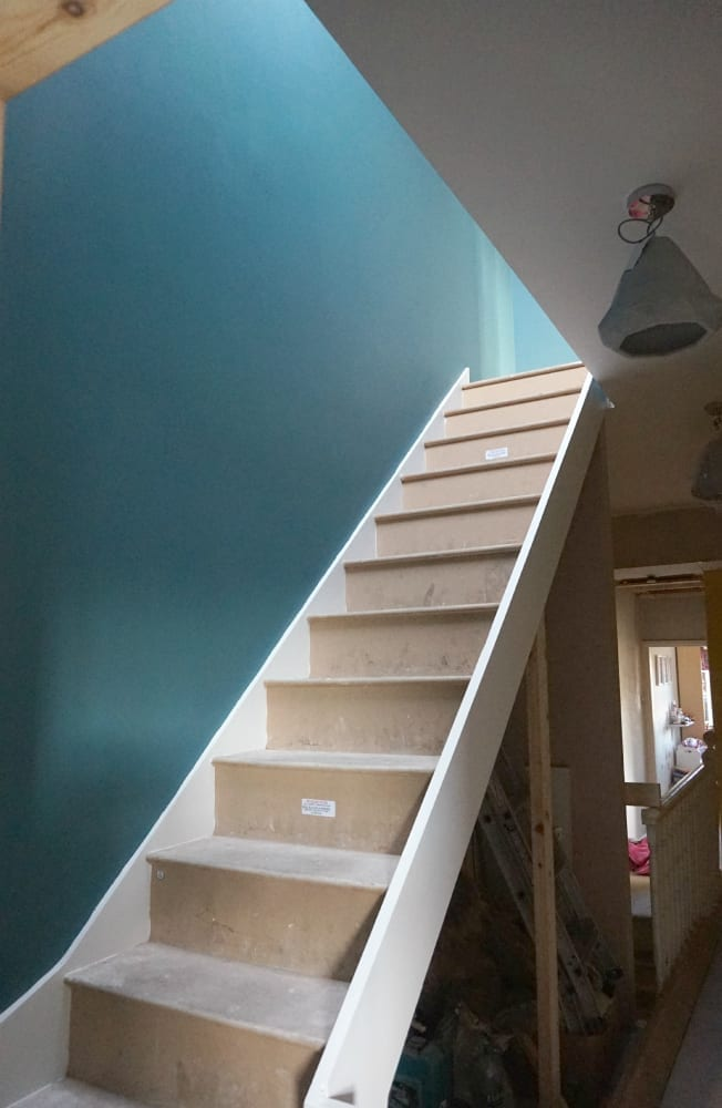 Loft stairway