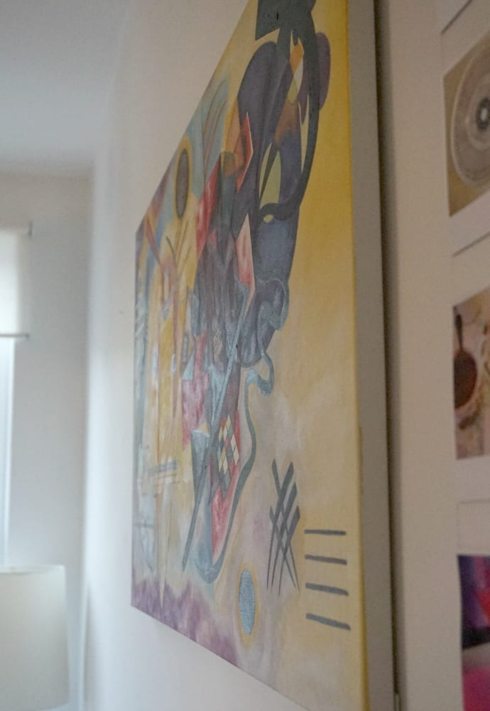 Wall art Kandinsky