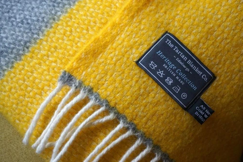 tartan Blanket company