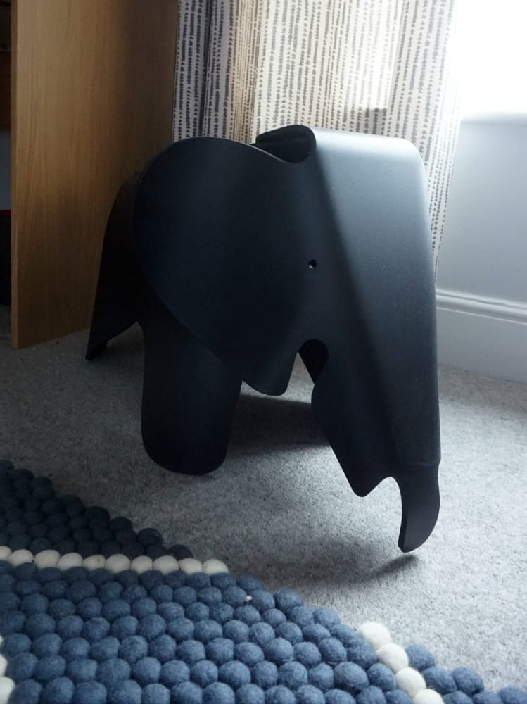 Eames elephant from Vitra