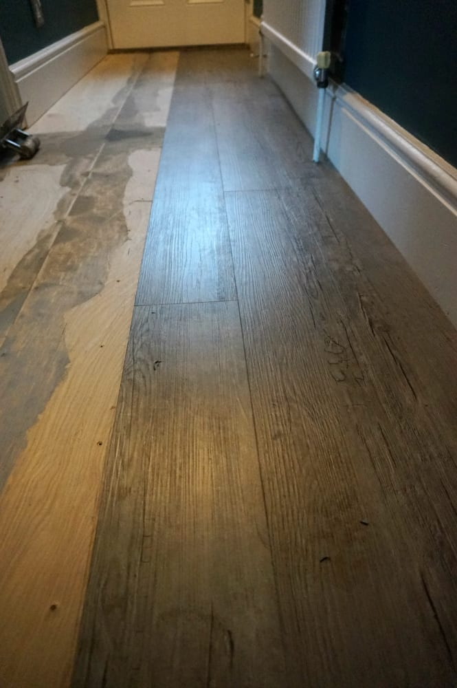 Review Luxury Vinyl Flooring From Harvey Maria Love