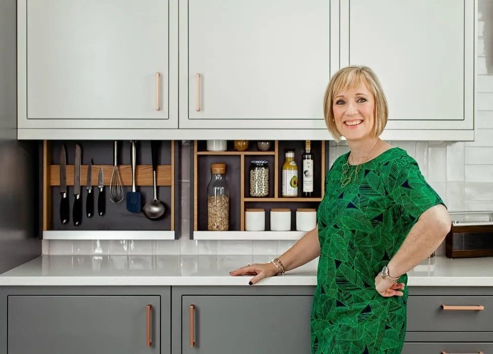 Magnet-Kitchen cabinet plus