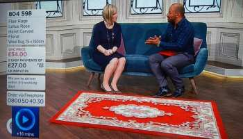 trends, rugs and qvc - love chic living