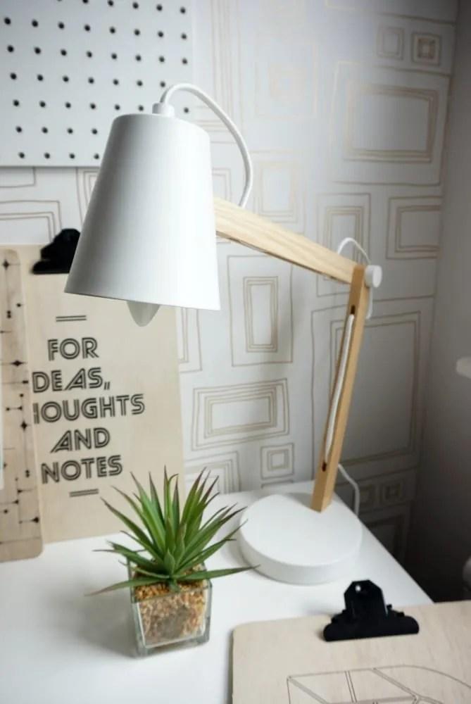 made in design desk light