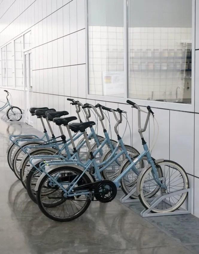 Porcelanosa bikes