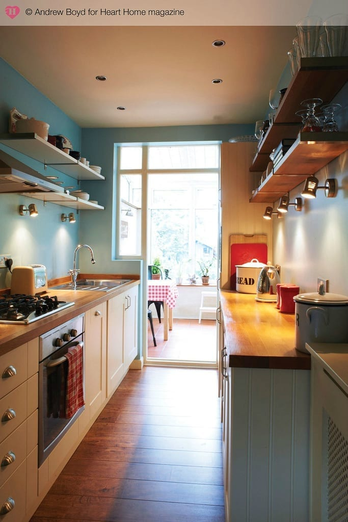 7 Clever Design Ideas For A Small Kitchen