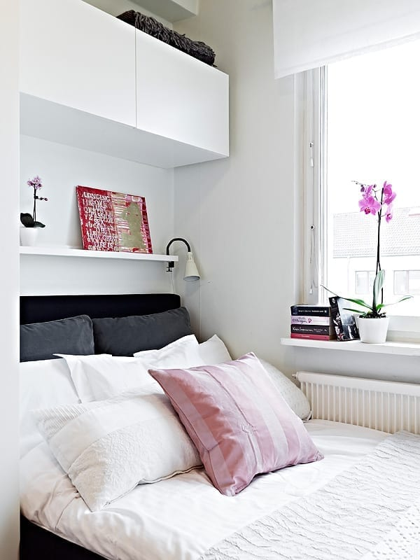 10 easy ways to decorate a small bedroom on a budget - How to furnish a small bedroom ...