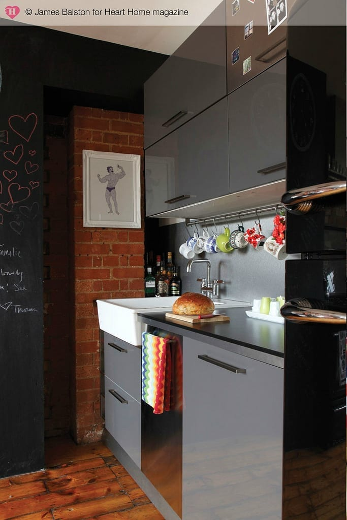 clever design ideas   small kitchen love chic living