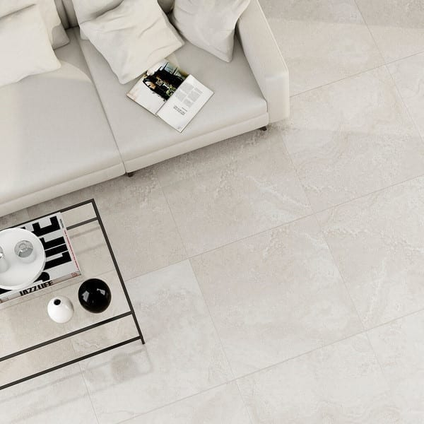 Floor tiles have come a long way and can now be found in many different styles and designs to suit our homes. Glossy marble effect tiles are increasingly popular and continue to be easy to maintain, simple to clean and very durable. Click through for more ideas on using beautiful floor tiles in your home.