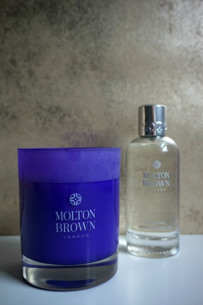 Molton Brown candle