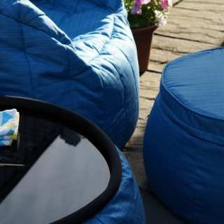 WIN an Ambient Lounge Outdoor Beanbag Set worth over £580