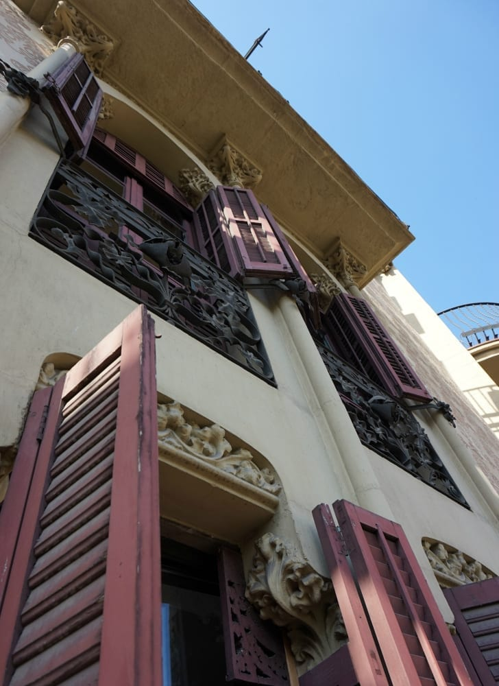 Hotel Alexandra exterior