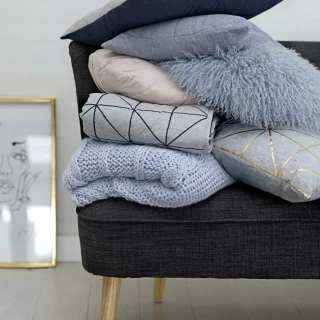 WIN a Cable Knit Throw from Hoo-gah worth £139.99