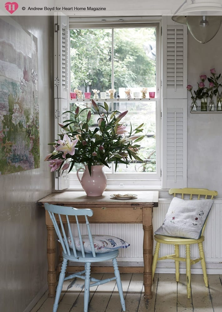 Give your home a contemporary feel with window shutters. Would you use these in your home? They can look stunning and add an air of sophistication into any room.