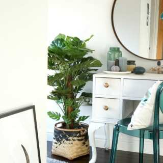 How to Use Faux Plants in your Home