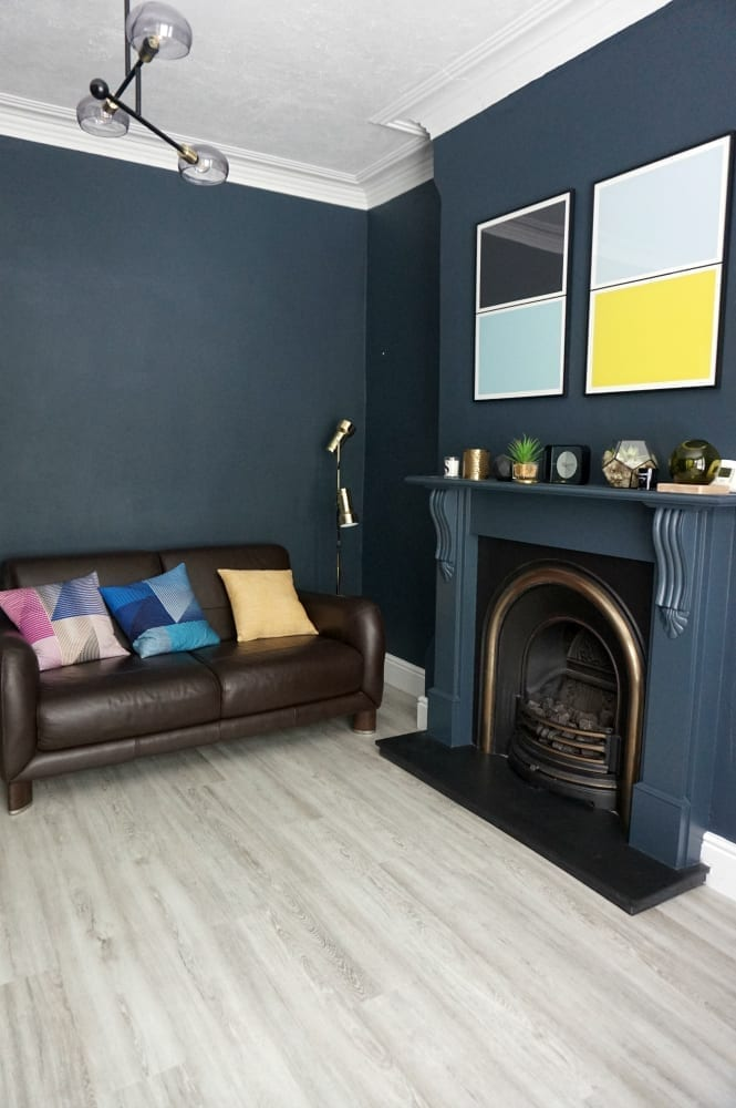 Moduleo flooring review, luxury vinyl planks for a beautiful, wood effect finish