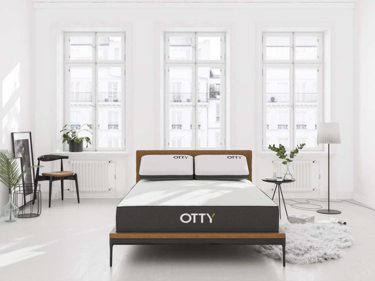 WIN a Double Mattress and Two Pillows from OTTY worth £600