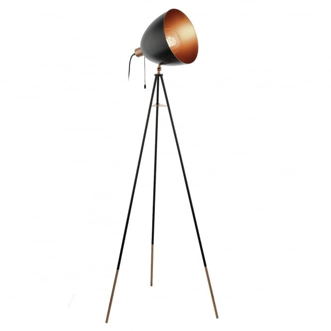 WIN an Eglo Floor Lamp from Dusk Lighting worth £170