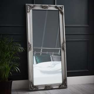 WIN a Stunning Tall Silver Mirror from Room To Sleep worth £225