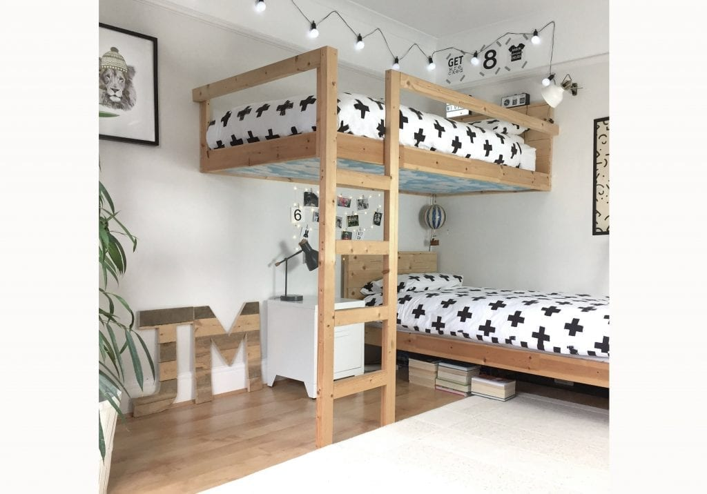 Boys' Bedroom Design By Eclectic Street Love Chic Living Interesting Bedroom Design Uk