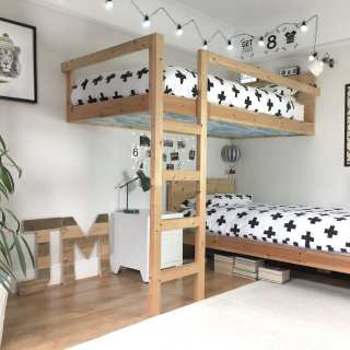 Boys' Bedroom Design by Eclectic Street