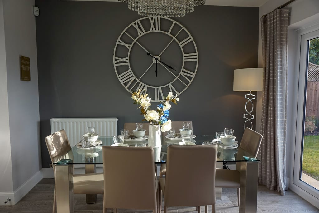 Miller homes dining table