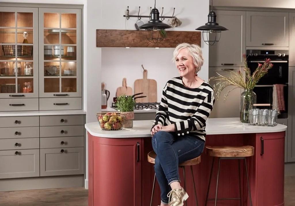 Jen Stanbrook - kitchen trends 2019 - modern rustic kitchen