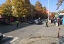 Дете изскочи внезапно и беше блъснато на пешеходна пътека