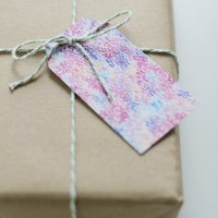 Imprimibles: etiquetas para regalos