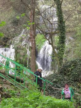 11. Каскадата на Крушунските водопади