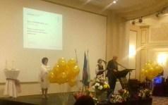 Министърът на здравеопазването - проф. Николай Петров поздравява професионалистите по здравни грижи