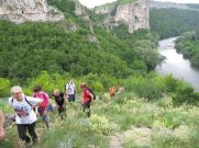 21 към Националния пещерен дом край Карлуково