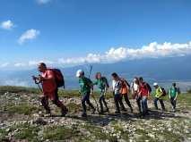 18 Към връх Гердектепе - Огледния връх