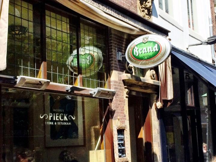 Restaurants Haarlem Warmoesstraat