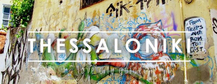 Weekendje weg Thessaloniki