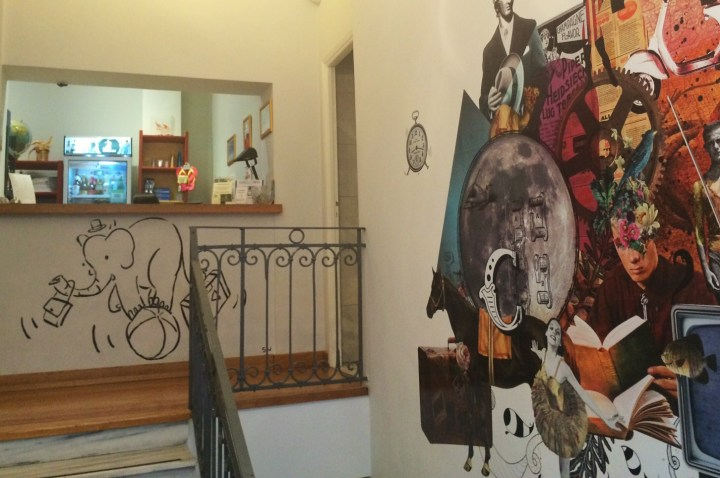Overnachten Athene - City Circus Hostel