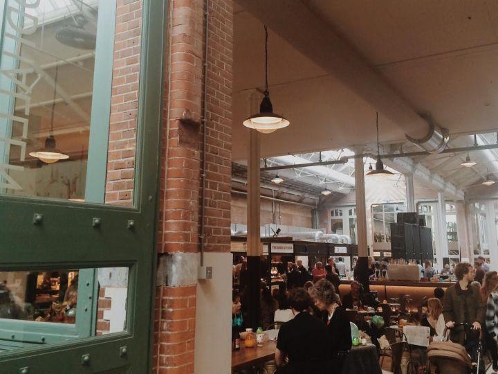 De Foodhallen - De Hallen, Amsterdam