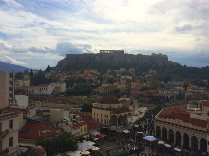 rooftop lunch athene