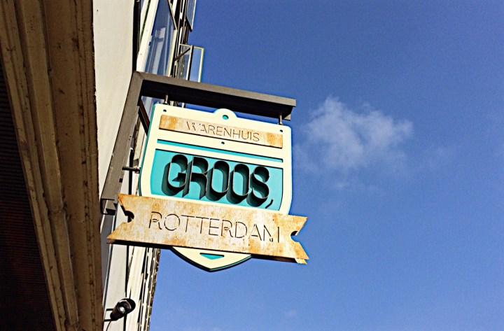 Conceptstore GROOS Rotterdam