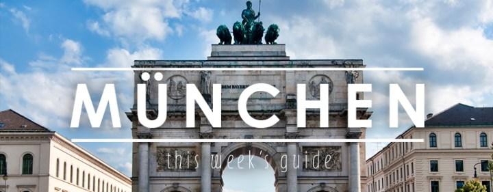 Weekendje weg Munchen