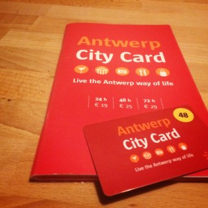 Antwerpen City Card