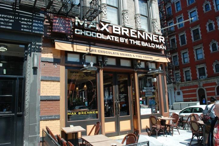 Max Brenner Chocolade Restaurant