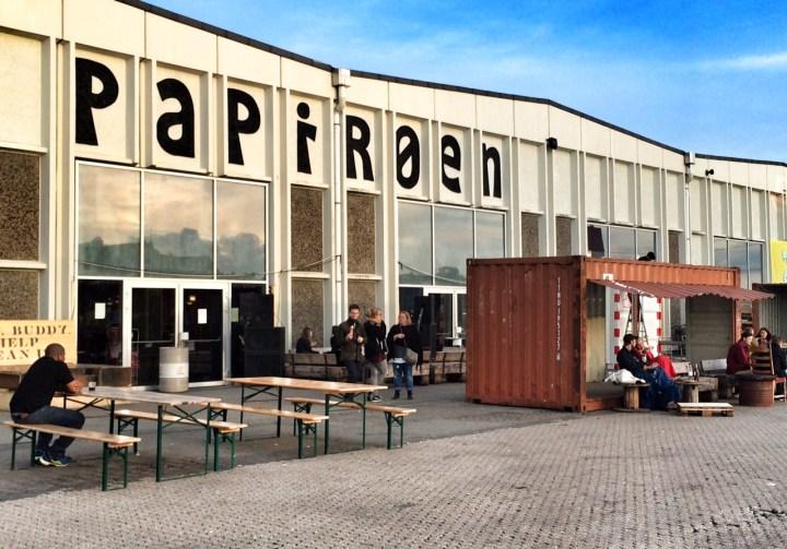 Street Food Market Kopenhagen