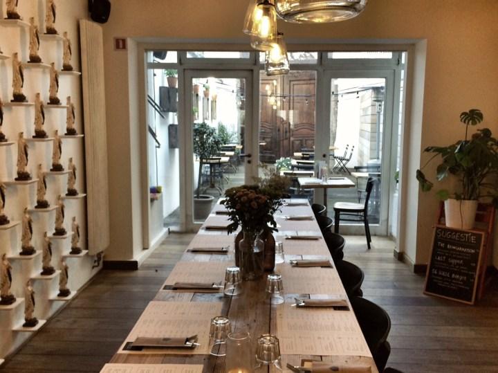 Restaurant Mechelen Il Cardinale