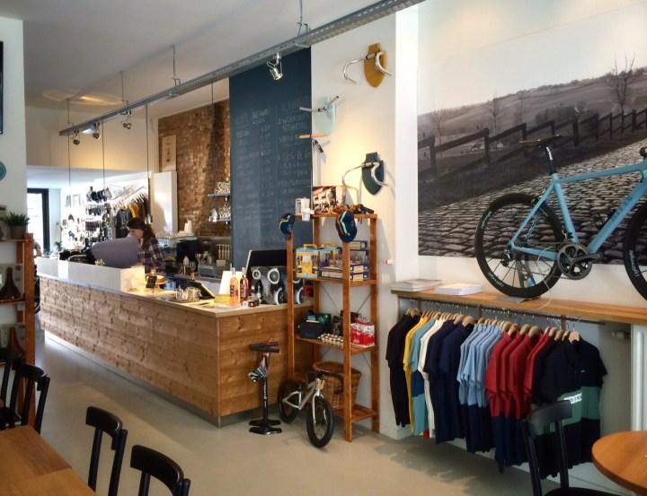 Peloton de Paris Bicycle Bar Mechelen