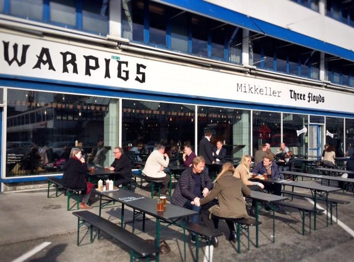 Warpigs Kopenhagen Restaurant Meatpacking District