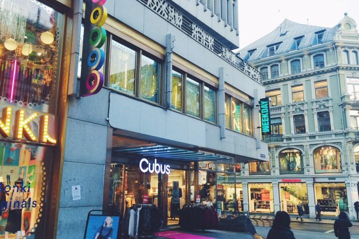 Oslo Shopping